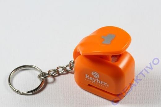 Ministanzer mit Schlüsselanhänger Like