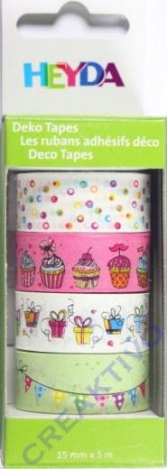 Heyda Deko Tapes Party 1