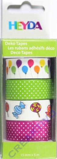 Heyda Deko Tapes Party 2