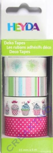 Heyda Deko Tapes Party 3
