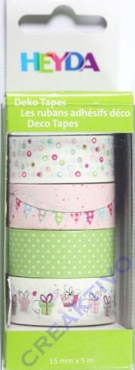 Heyda Deko Tapes Party 4