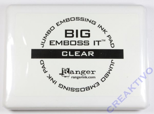 Big Emboss it Embossing-Stempelkissen