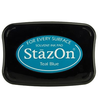 StazOn Stempelkissen teal blue