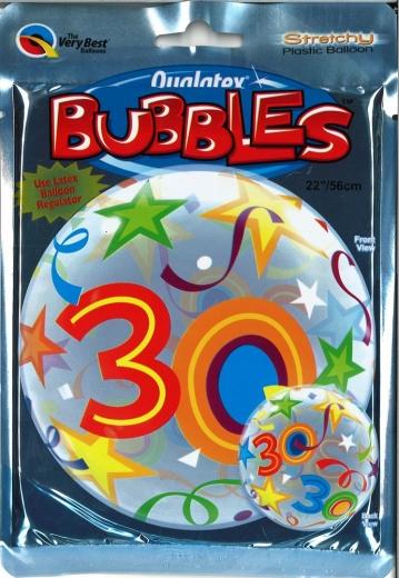Bubbleballon 30