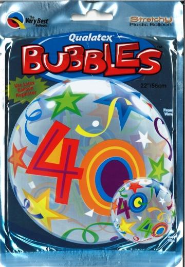 Bubbleballon 40