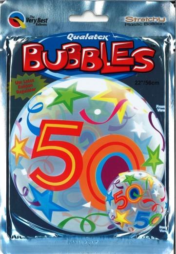 Bubbleballon 50