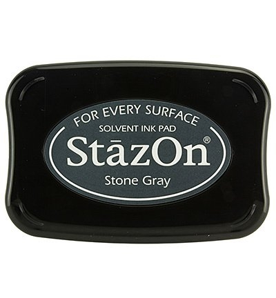 StazOn Stempelkissen Stone Gray