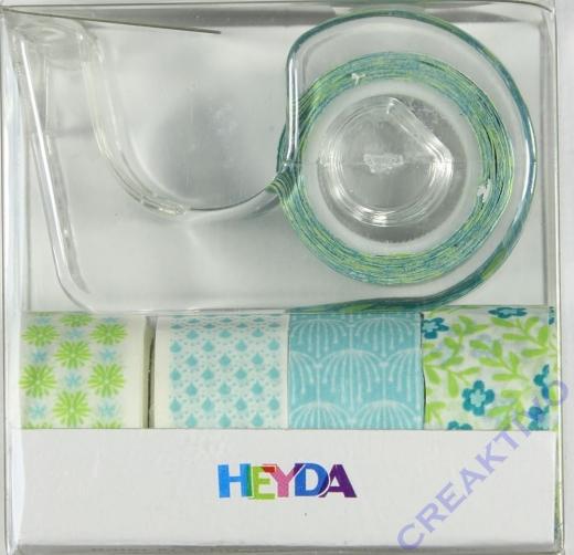 Heyda Deko Tapes Mini grün