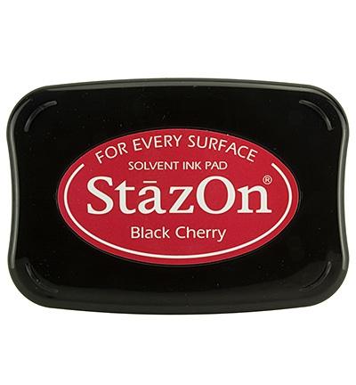 StazOn Stempelkissen Black Cherry
