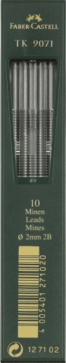 Fallmine TK 9071 2B 2,0mm 10St.