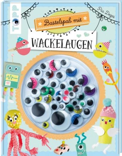 Topp 7609 - Bastelspaß mit Wackelaugen