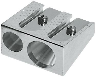 Metalldoppelspitzer 50-34