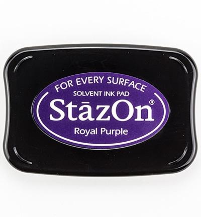 StazOn Stempelkissen Royal Purple
