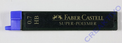 Super-Polymer Feinminen 0,7mm HB