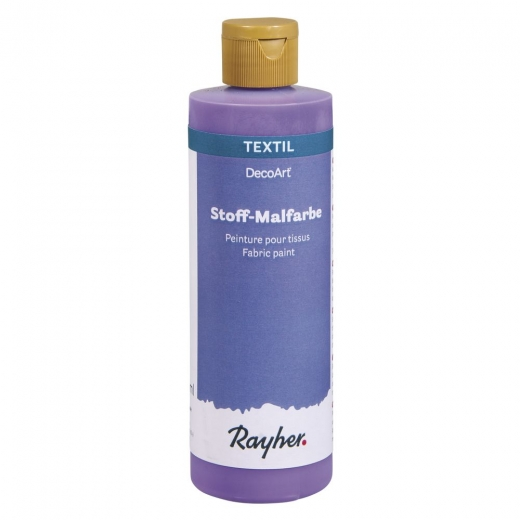 Rayher Stoff-Malfarbe 236ml violett