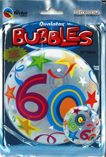 Bubbleballon 60