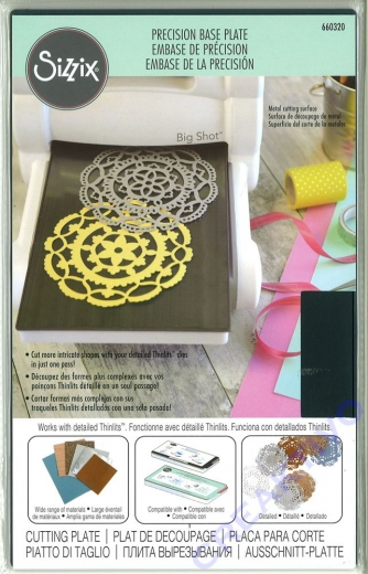 Sizzix Accessory - Precision Base Plate for Intricate Thinlits Dies
