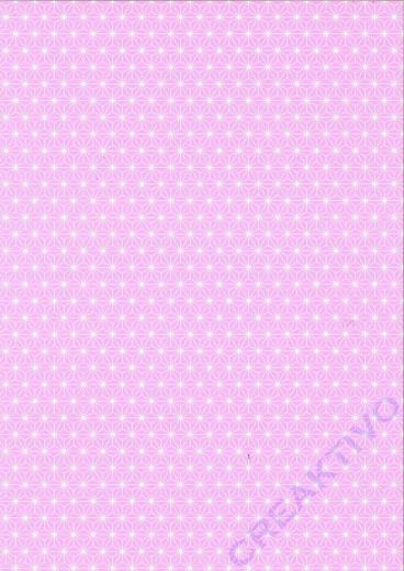 Bastelkarton A4 Starlight rosa