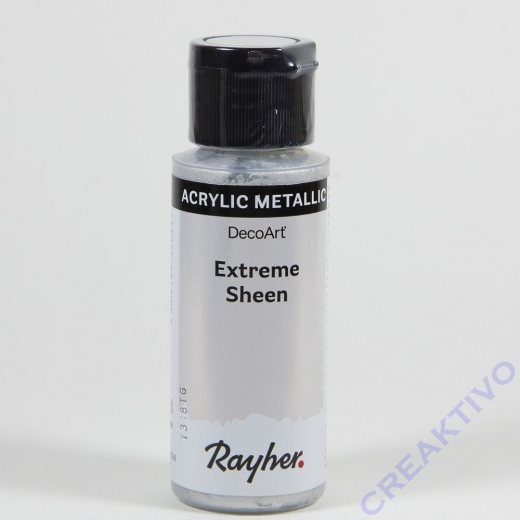 Extreme Sheen sterling silber