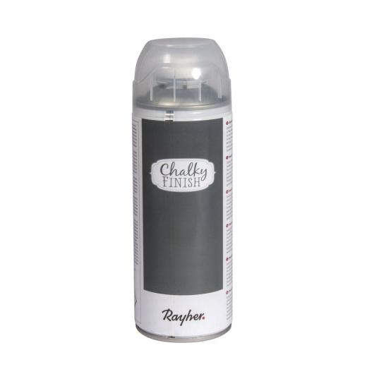 Chalky Finish Spray - anthrazit