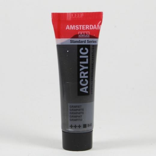 Amsterdam Acrylic Standard Series 20ml - graphit