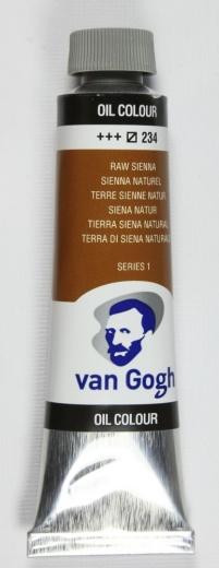 Van Gogh Ölfarbe 40ml siena natur