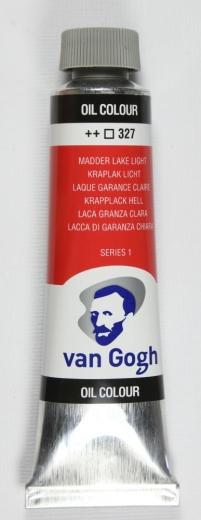 Van Gogh Ölfarbe 40ml krapplack hell