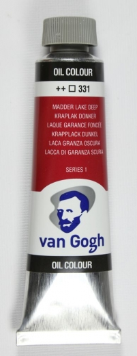 Van Gogh Ölfarbe 40ml krapplack dunkel