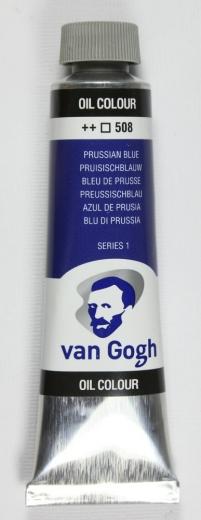 Van Gogh Ölfarbe 40ml preussischblau