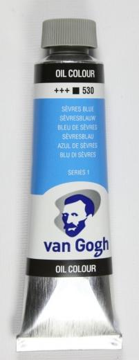 Van Gogh Ölfarbe 40ml sevresblau
