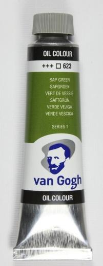 Van Gogh Ölfarbe 40ml saftgrün