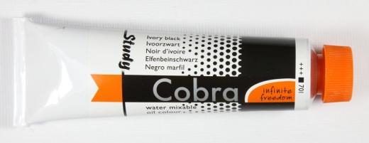 Cobra Study 40ml elfenbeinschwarz