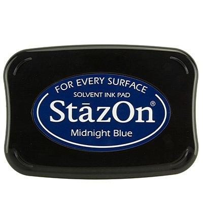 StazOn Stempelkissen midnight blue