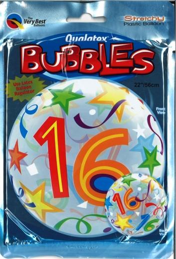 Bubbleballon 16
