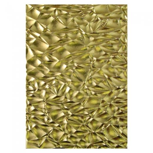 Sizzix 3-D Texture Fades™ Embossing Folder - Crackle