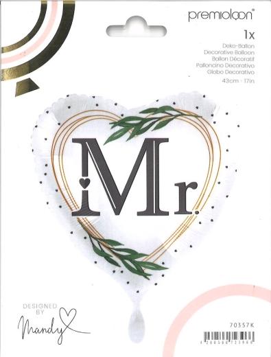 Folienballon Mr. Traummann