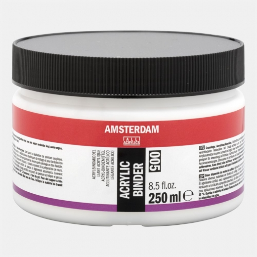 Amsterdam Acrylbinder 250ml