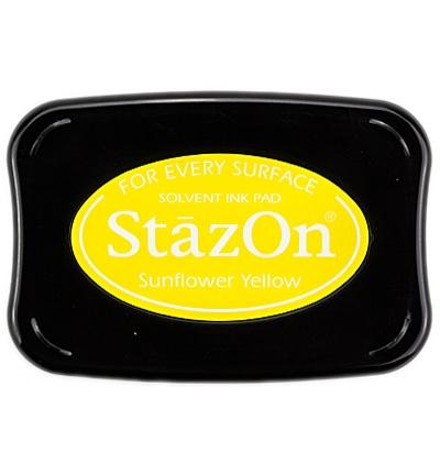 StazOn Stempelkissen Sunflower Yellow