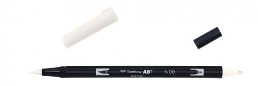 Tombow ABT Dual Brush Pen - Blender (colourless)