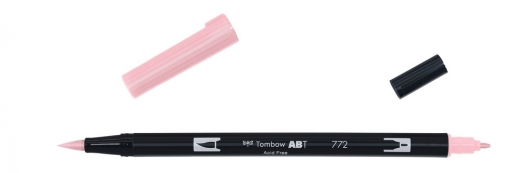 Tombow ABT Dual Brush Pen - blush