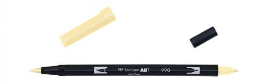Tombow ABT Dual Brush Pen - light sand