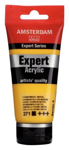 Amsterdam Expert Acrylic 75ml kadmiumgelb mittel