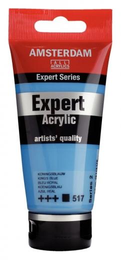 Amsterdam Expert Acrylic 75ml königsblau