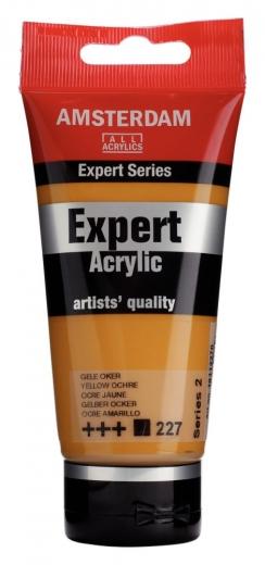 Amsterdam Expert Acrylic 75ml gelber ocker