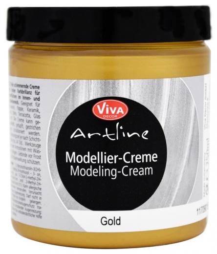 Viva Decor Modellier-Creme gold