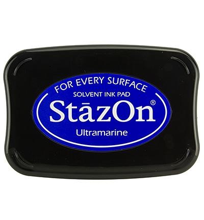 StazOn Stempelkissen ultramarine