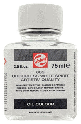 Talens Odourless White Spirit