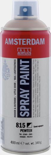 Amsterdam Spray Paint pewter (Zinn)