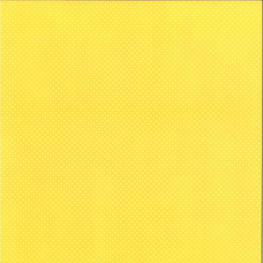 Scrapbookingpapier Double Dot buttercup