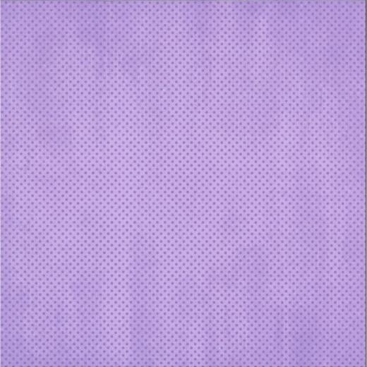 Scrapbookingpapier Double Dot lavender / lavendel